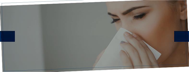 alergias de inverno